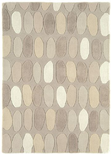 Matrix 100% Pure Wool MAX31 Sofia Natural Rug